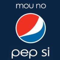"""Mou no, Pep si"" afirma Pepsi en Argentina."